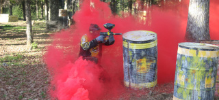 Paintballaction Schwarzl-Sportherz Guide