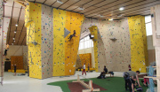 Kletterhalle Nordwand-Sportherz Guide